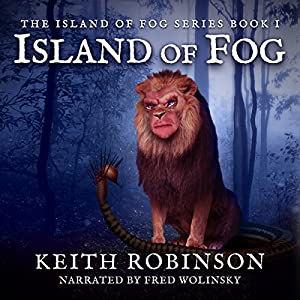 Island of Fog, Book 1 Audiobook