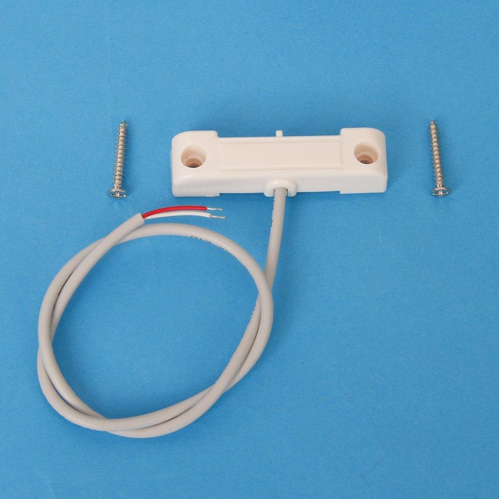 Sharplace Sensor de Movimiento de Agua Sistema Detector para Seguridad Casera: Amazon.es: Bricolaje y herramientas