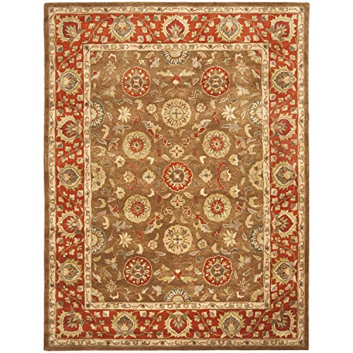 Safavieh Heritage Collection HG963A Handcrafted Traditional Oriental
