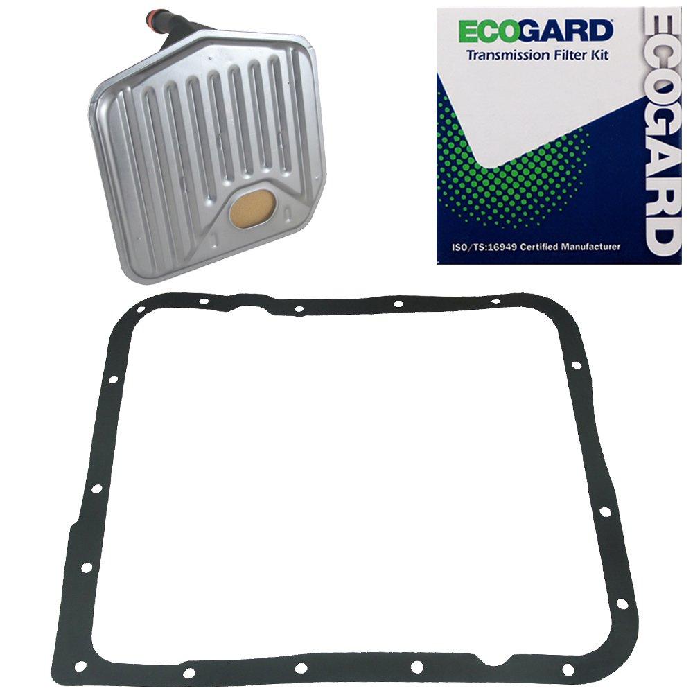 ECOGARD XT1195 Transmission Filter Kit for 1982-1990 GMC K3500, 1982-1992 Jimmy, 1982-1990 C2500, 1982-1990 K1500, 1983-1992 G3500, 1987 V1500, 1987-1990 R3500, 1983-1991 G2500, 1983-1990 S15