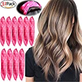 Hair Rollers Night Sleep Foam Hair Curler Rollers Flexible Soft...
