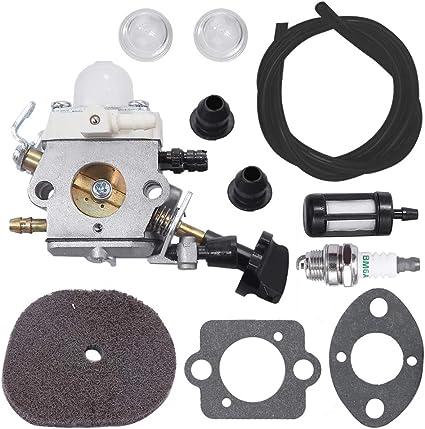 Carburetor Tune Up Kit For ZAMA Stihl BG86 SH56 SH56C SH86 SH86C Carb Leafblower