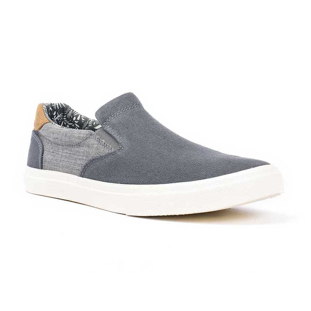 Crevo Men's Baldwin Sneaker, Grey, 11 M US