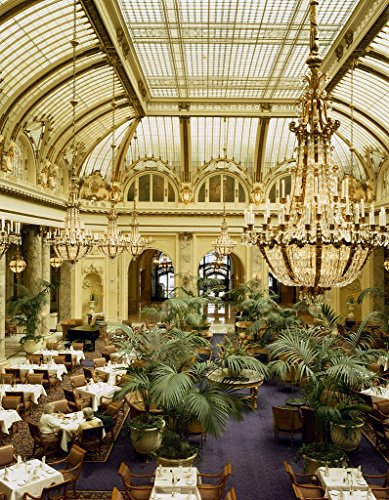 24 x 36 Giclee Print of Garden Court Dining Room at The Sheraton Palace Hotel in San Francisco California r40 [Between 1980 and 2006] by Highsmith, Carol M,