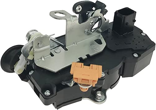 Amazon Com 931 108 Door Lock Actuator Motor Rear Left Driver Side For 2007 2009 Cadillac Escalade Chevrolet Tahoe Gmc Yukon Replace Oe 15785128 15896626 20783857 25873488 25876389 Automotive