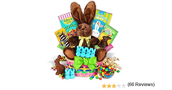 Amazon classic easter basket gourmet candy gifts grocery amazon classic easter basket gourmet candy gifts grocery gourmet food negle Image collections