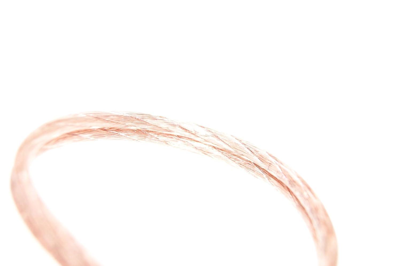 OD 4mm x 2mm Ex-Pro/® 2 x 0.4mm/² AV-Pro OFC Oxygen Free Copper Loud Audio//Speaker Cable - 10m Reel
