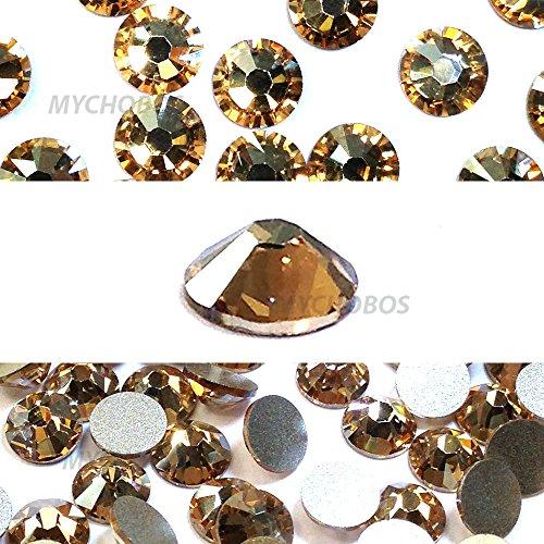 SS20 Swarovski Rhinestones - Crystal Golden Shadow (1 Gross = 144 pieces)