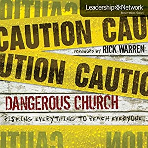Dangerous Church Audiobook