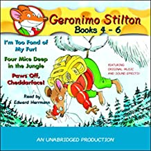 Geronimo Stilton: Books 4-6