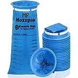 MP Mozzpak Vomit Bags – 24 Pack – 1000ml Emesis Bags – Leak Resistant, Medical Grade, Portable, Disposable Barf Bags, Puke, T