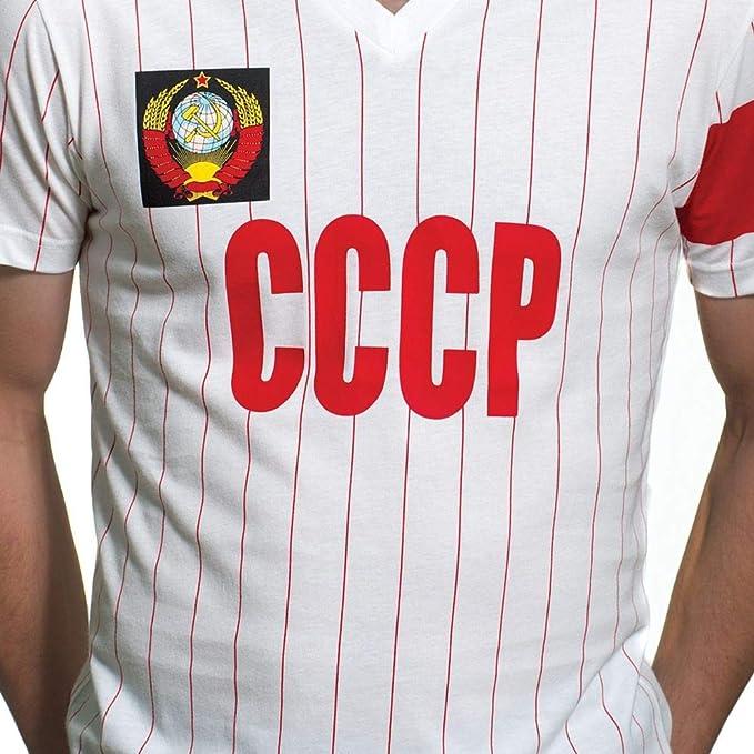 COPA CCCP Captain Camiseta (XXL): Amazon.es: Deportes y aire libre