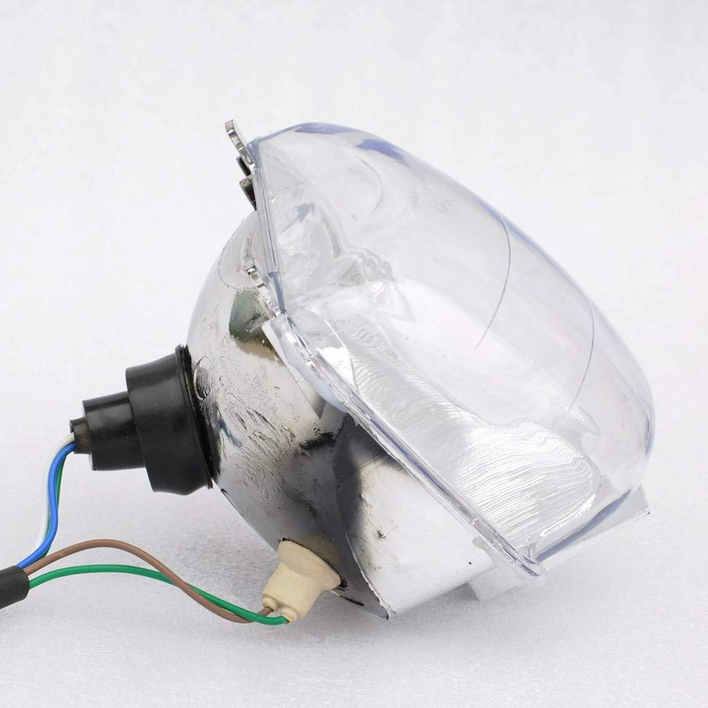 Wotefusi Motorcycle New Head Light For 50cc 70cc 90cc 110cc 125cc 150cc ATV Quad Roketa Coolster