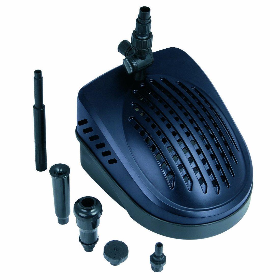 Ubbink M231572 - Bomba Power Clean 5000 uvc5w 1.320 l