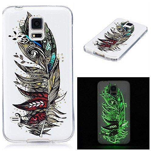 Firefish Luminous Anti bump Fluorescent S5 Feather
