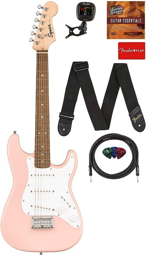 Fender Squier Mini Stratocaster Electric Guitar