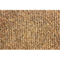 "5x8 - Winter Wheat - Indoor/Outdoor Area Rug Carpet, Runners & Stair Treads with a Non-Skid Marine backing and Premium Nylon Fabric FINISHED EDGES . Olefin , 3/16"" Thick + Medium Density. MANY SIZES and Shapes. Rectangles, Squares, Circles, Half Rounds, Ovals, and Runners."