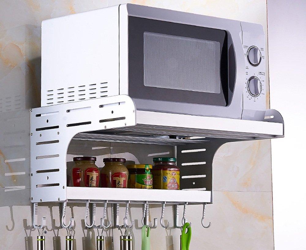 Global- Aluminio Estantes para cocina Estantes Estante ...