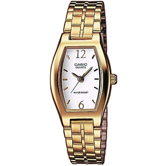 34cf3e504886 Reloj Casio Collection para Mujer LTP-1281PG-7A  Amazon.es  Relojes