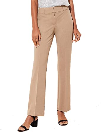 Amazon Com Pantalon Loft En Elastico Personalizado Julie Fit Talla 10 Clothing