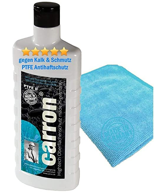 Carron® Cristal sellado con PTFE de 2 para ducha pared