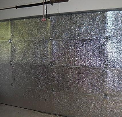 Garage Door Kit >> Supershield 1 Car Garage Door Kit 10w X 8h Fits 10w X 8h R Value 7
