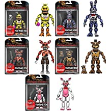 Funko Five Nights at Freddy's Series 2 Articulated 5 Action Figures (Set of 5)