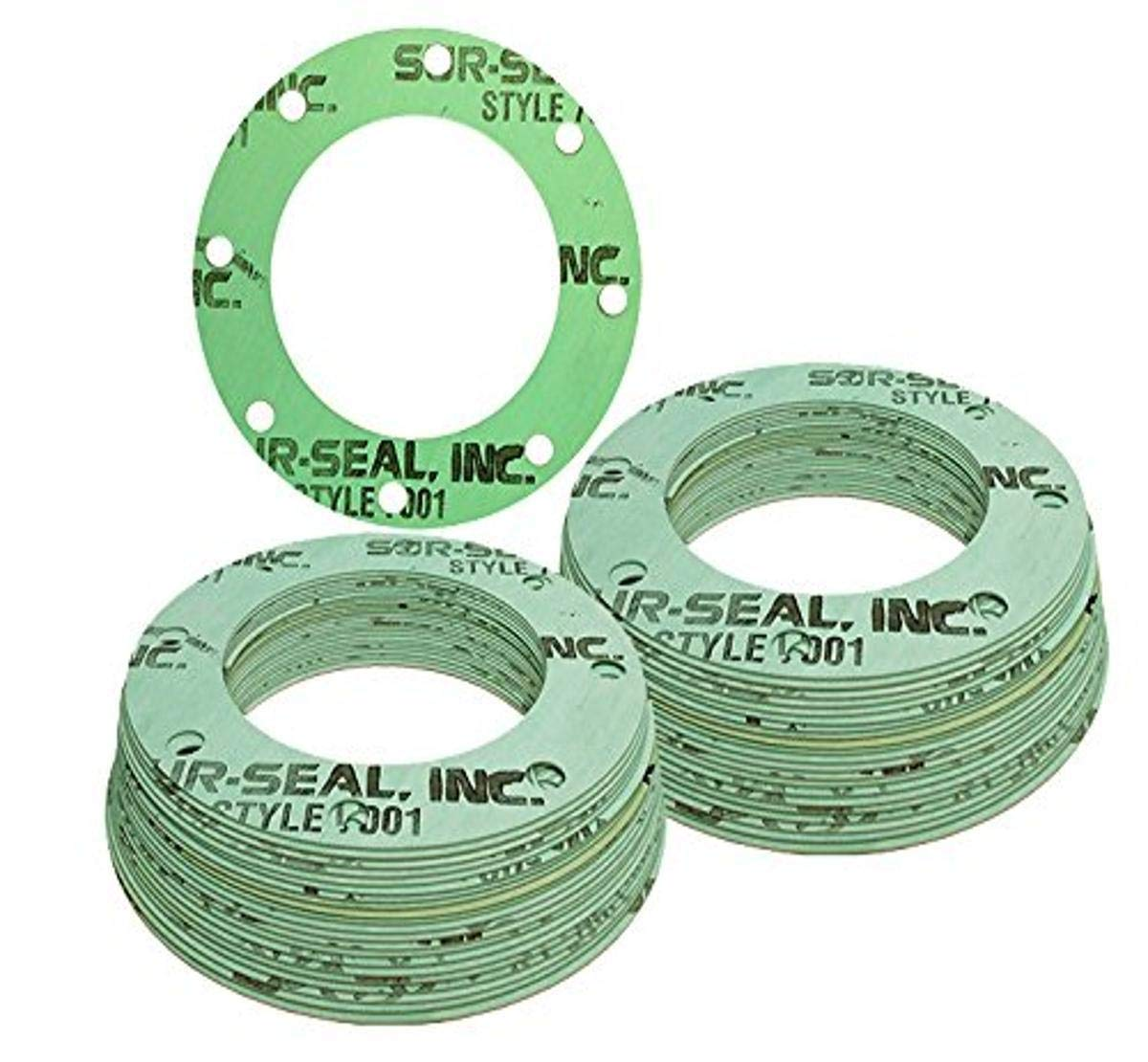 Sterling Seal CFF7001.1000.125.300X5 7001 Compressed Non-Asbestos Pack of 5