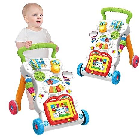 Per Baby Sit-To-Stand - Andador de aprendizaje con ajuste de ...
