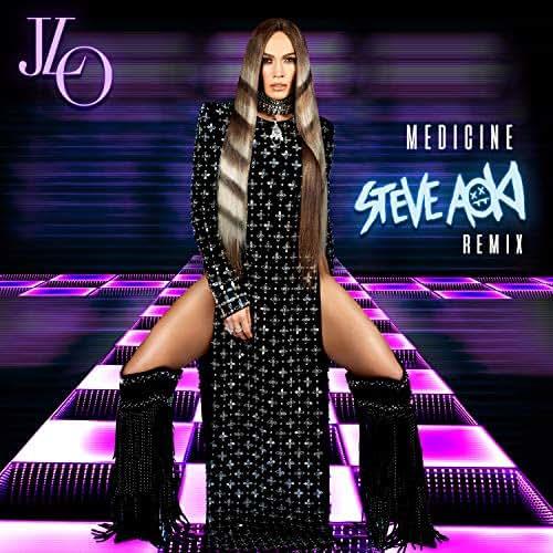 Medicine (Steve Aoki from the Block Remix)