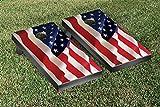 American US Flag Cornhole Game Set Version 1