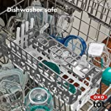 OXO Tot Dishwasher Basket, Gray