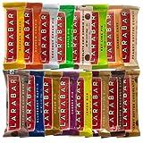 LARABAR Fruit & Nut Food Bar, Gluten Free (Pack of 16)