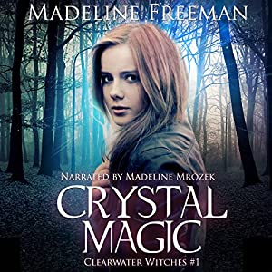 Crystal Magic Audiobook