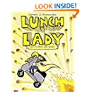 Lunch Lady and the Bake Sale Bandit (Lunch Lady, Book 5)