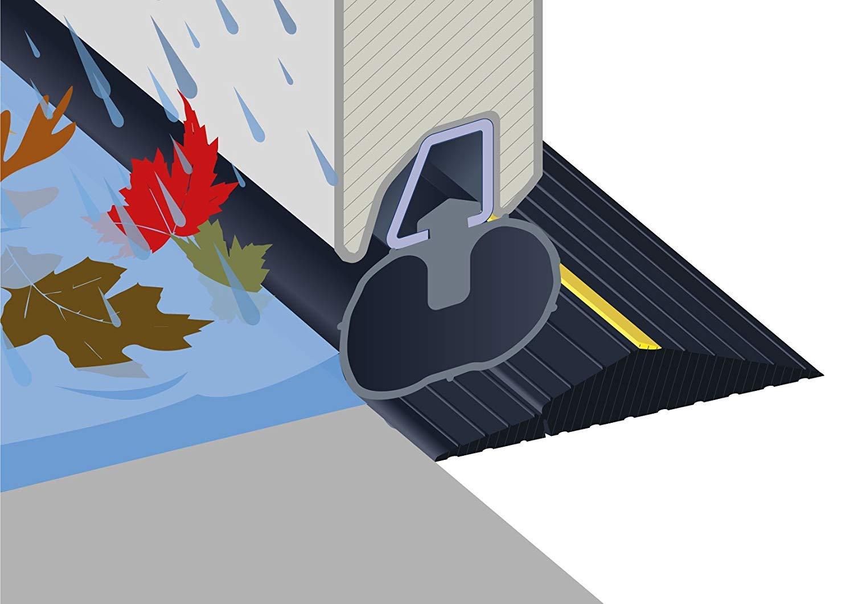 Weather Defender Original Ultimate Garage Door Threshold Floor Seal by Weather Defender (Image #9)
