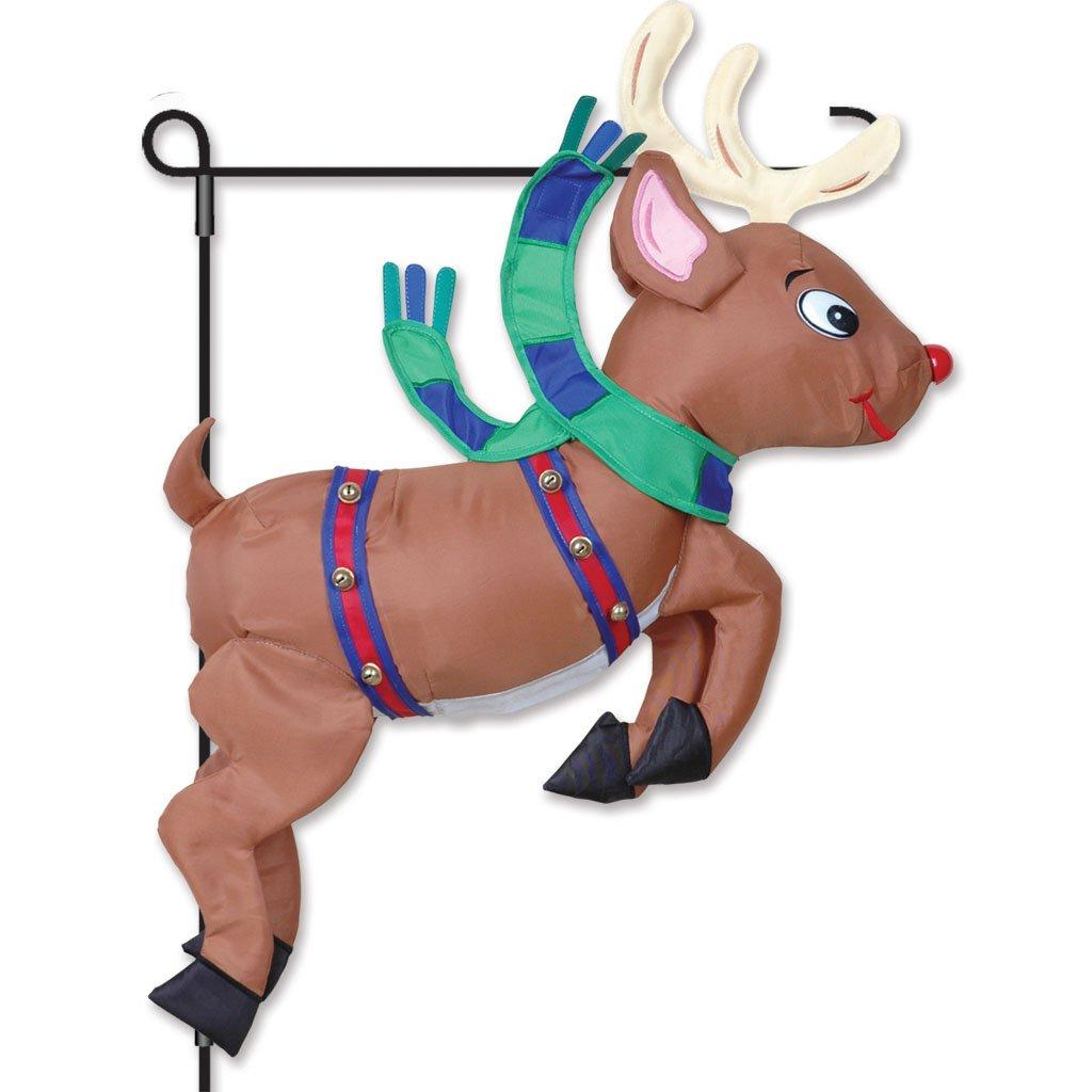 Premier Kites 59137 Garden Charm, Dancing Rudolph, 22-Inch