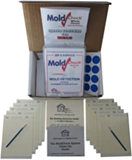 Diy mold test mold testing kit 3 tests lab analysis and expert moldcheck mold test kit 10 tests per kit multiple air sampling tests simple solutioingenieria Choice Image