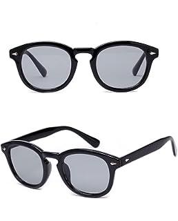 ddbf4f7526d8 Johnny Depp Sun Glasses Frame Retro Brand Oliver Sunglasses Men Women  Transparent Goggles Candy