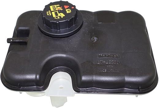 Coolant Overflow Reservoir Bottle Tank w//Cap for 98-11 Lincoln Town Car
