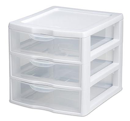 amazon com sterilite 20738006 art furniture and storage multi