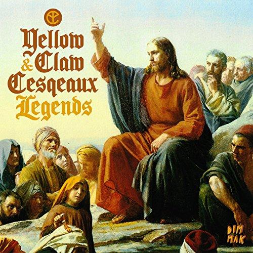 Legends EP [Explicit]