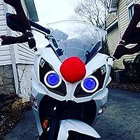KT Tailor-Made HID Projector Kit HP44 for Kawasaki Ninja 650 2012-2016 Blue Demon Eye