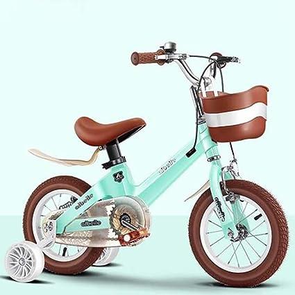 Unisexo Bicicleta para niños, Marco de aleación de magnesio Bici de ...