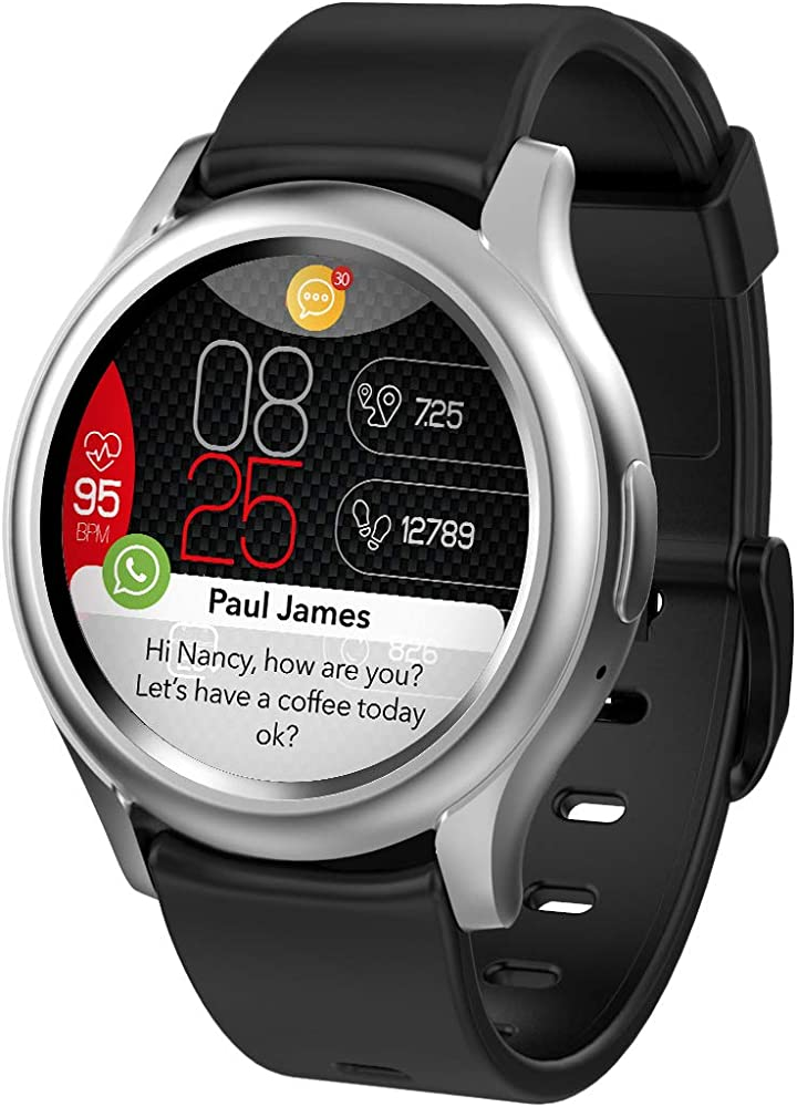MyKronoz Unisex Adultos Reloj de bolsillo 7640158014653: Amazon.es ...