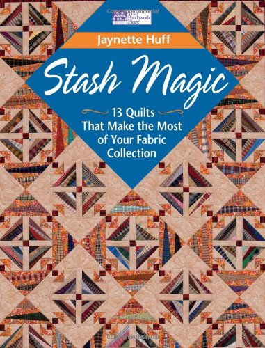 Stash Magic: 13 Quilts That Make the Most of Your Fabric Collection Bow Tie Quilt Pattern