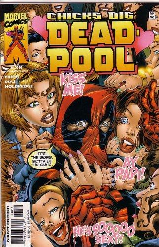 Deadpool, Vol 1 #38 pdf epub