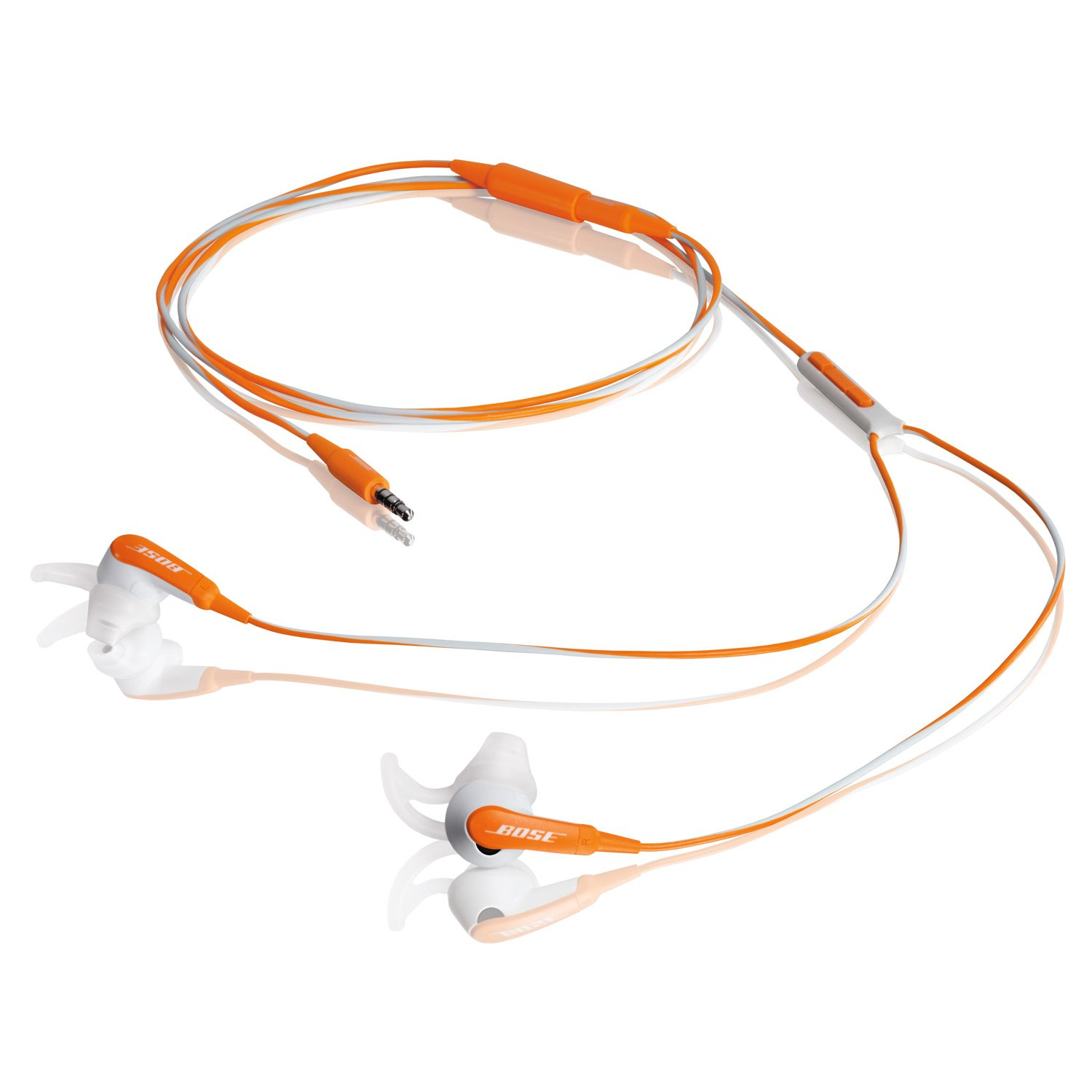 1. Bose SIE2i Sport Headphones - best earbuds for running
