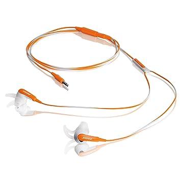bose sport earphones. bose sie2i sport headphones orange earphones
