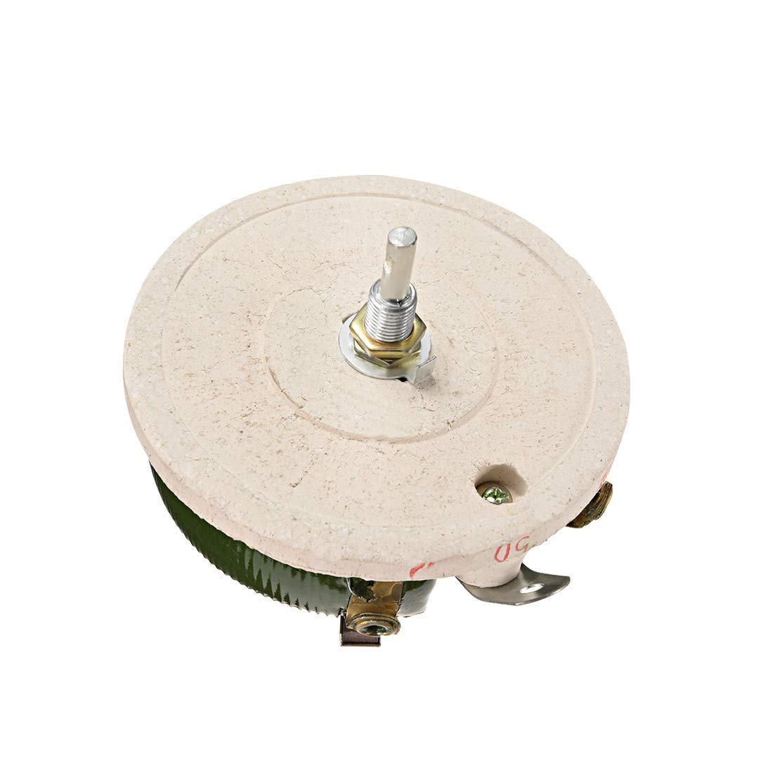 uxcell 10 Ohm 150W High Power Ceramic Wirewound Potentiometer Rheostat Variable Resistor